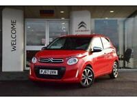 2017 Citroen C1 1.2 PureTech Flair 5 door Petrol Hatchback