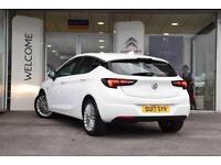 2017 Vauxhall Astra 1.6 CDTi 16V 136 Elite Nav 5 door Auto Diesel Hatchback
