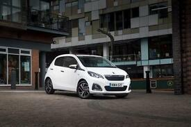 2016 Peugeot 108 1.0 Active 5 door Petrol Hatchback