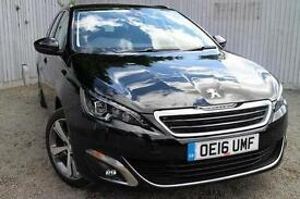 2016 Peugeot 308 SW 1.2 PureTech 130 Allure 5 door EAT6 Petrol Estate