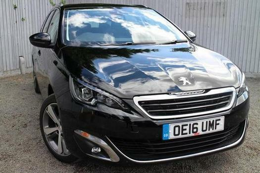 2016 Peugeot 308 SW 1.2 PureTech 130 Allure 5 door EAT6 Petrol Estate