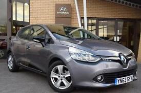 2013 Renault Clio 1.2 16V Dynamique MediaNav 5 door Petrol Hatchback