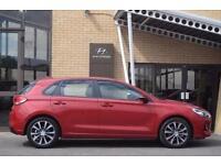 2017 Hyundai i30 1.6 CRDi [136] Premium 5 door DCT Diesel Hatchback