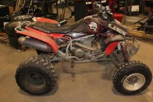Looking for a atv with a plow