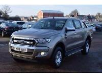 2016 Ford Ranger Pick Up Double Cab Limited 2 2.2 TDCi Diesel Van