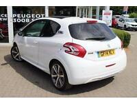 2014 Peugeot 208 1.6 VTi XY 3 door Petrol Hatchback