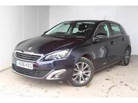 2016 Peugeot 308 1.6 BlueHDi 120 Allure 5 door Diesel Hatchback