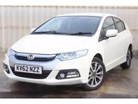 2012 Honda Insight 1.3 IMA HS Hybrid 5 door CVT Hybrid Hatchback