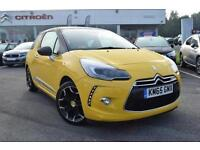2015 Citroen DS3 1.6 BlueHDi 120 DSport 3 door Diesel Hatchback