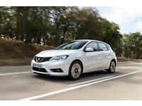 2016 Nissan Pulsar 1.6 DiG-T Acenta 5 door Petrol Hatchback