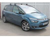 2016 Citroen C4 Grand Picasso 1.6 BlueHDi Exclusive+ 5 door Diesel Estate