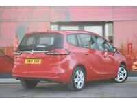 2014 Vauxhall Zafira Tourer 2.0 CDTi [165] Exclusiv 5 door Auto Diesel Estate