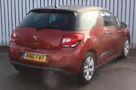 2011 Citroen DS3 1.6 e-HDi Airdream DStyle 3 door Diesel Hatchback