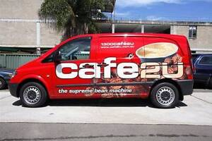 CAFE2U MOBILE COFFEE VAN FOR SALE (Brisbane North-East) Newmarket Brisbane North West Preview