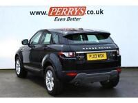 2013 Land Rover Range Rover Evoque 2.2 SD4 Pure 5 door [Tech Pack] Diesel Hatchb