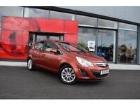 2013 Vauxhall Corsa 1.4 SE 5 door Auto Petrol Hatchback
