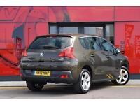 2012 Peugeot 3008 1.6 e-HDi 112 Active II 5 door EGC Diesel Estate