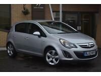 2013 Vauxhall Corsa 1.4 SXi 5 door [AC] Petrol Hatchback