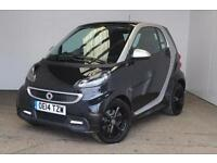 2014 Smart ForTwo Coupe Grandstyle 2 door Softouch Auto 84 Petrol Coupe