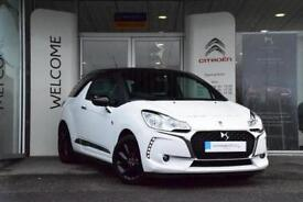 2017 Citroen DS3 1.6 BlueHDi 120 Performance Line 3 door Diesel Hatchback