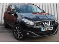 2013 Nissan Qashqai+2 1.6 dCi 360 5 door [Start Stop] Diesel Hatchback