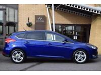 2015 Ford Focus 1.5 TDCi 120 Titanium 5 door Diesel Hatchback