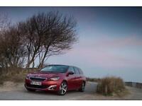 2016 Peugeot 308 SW 2.0 BlueHDi 180 GT 5 door EAT6 Diesel Estate