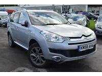 2008 Citroen C-Crosser 2.2 HDi Exclusive 5 door Diesel Estate