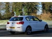 2015 BMW 1-Series 116d Sport 5 door Diesel Hatchback
