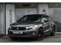 2017 Citroen DS4 1.6 BlueHDi Performance Line 5 door EAT6 Diesel Hatchback