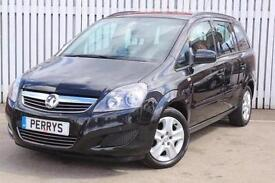 2014 Vauxhall Zafira 1.7 CDTi ecoFLEX Exclusiv [110] 5 door Diesel People Carrie