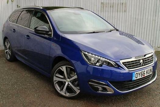 2016 peugeot 308 sw 1 6 bluehdi 120 gt line 5 door diesel estate in aylesbury buckinghamshire. Black Bedroom Furniture Sets. Home Design Ideas