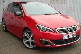 2016 Peugeot 308 2.0 BlueHDi 180 GT 5 door EAT6 Diesel Hatchback