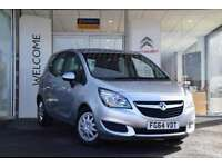 2015 Vauxhall Meriva 1.4T 16V Exclusiv 5 door Auto Petrol Estate