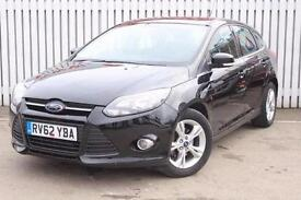 2012 Ford Focus 1.6 125 Zetec 5 door Powershift Petrol Hatchback