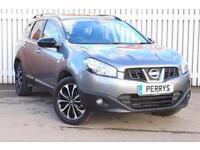 2013 Nissan Qashqai+2 1.6 [117] 360 5 door Petrol Hatchback