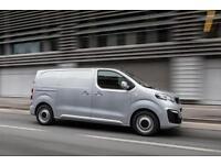 2017 Peugeot Expert 1200 1.6 BlueHDi 95 Professional Van Diesel