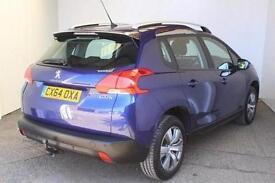 2014 Peugeot 2008 1.4 HDi Active 5 door Diesel Estate