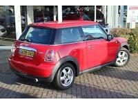 2009 MINI One 1.4 One 3 door Petrol Hatchback
