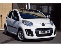 2014 Citroen C1 1.0i Platinum 5 door Petrol Hatchback