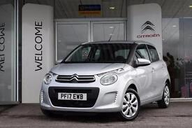 2017 Citroen C1 1.0 VTi Feel 5 door Petrol Hatchback