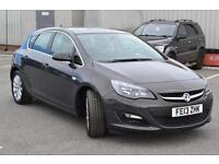 2013 Vauxhall Astra 1.7 CDTi 16V ecoFLEX 130 Tech Line 5 door [SS] Diesel Hatchb