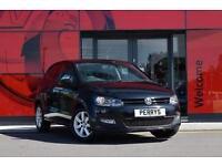 2014 Volkswagen Polo 1.4 Match Edition 3 door DSG Petrol Hatchback