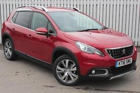 2016 Peugeot 2008 1.6 BlueHDi 100 Allure 5 door Diesel Estate