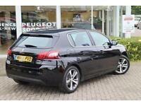 2016 Peugeot 308 1.2 PureTech 130 Allure 5 door EAT6 Petrol Hatchback