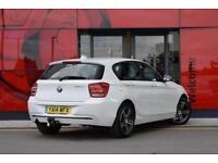 2014 BMW 1-Series 120d Sport 5 door Diesel Hatchback