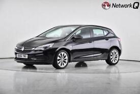 2016 Vauxhall Astra 1.6 CDTi 16V 136 Design 5 door Diesel Hatchback