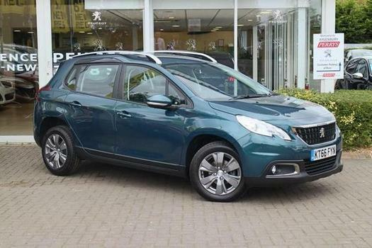 2017 Peugeot 2008 1.6 BlueHDi Active 5 door Diesel Estate