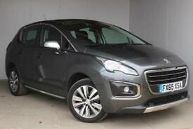 2015 Peugeot 3008 1.6 BlueHDi 120 Active 5 door Diesel Estate