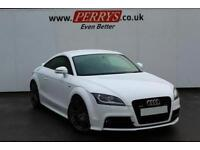 2012 Audi TT Coupe 2.0 TDI Quattro Black Edition 2 door Diesel Coupe